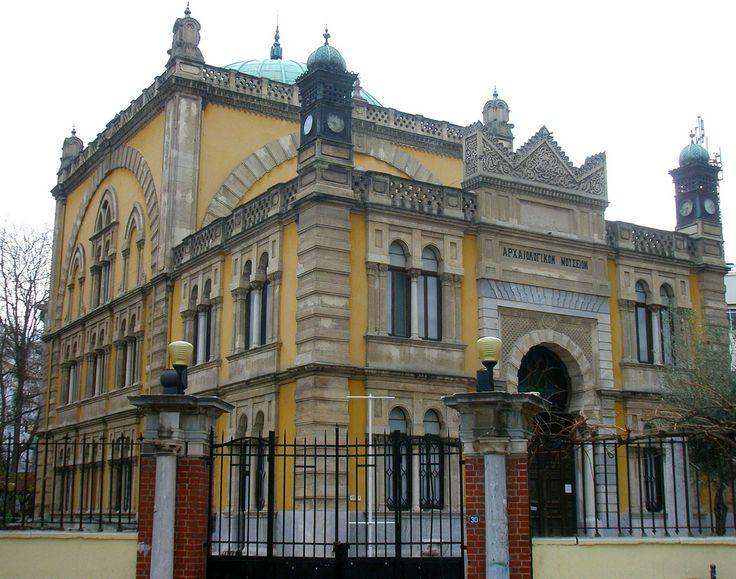 1902 yılında ünlü İtalyan mimar Vitaliano Poselli tarafından inşa [...]