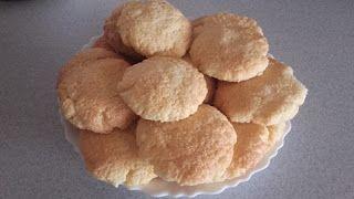 PRZEPISY BEZ ( glutenu, mleka, laktozy ... ): CIASTECZKA RYŻOWE