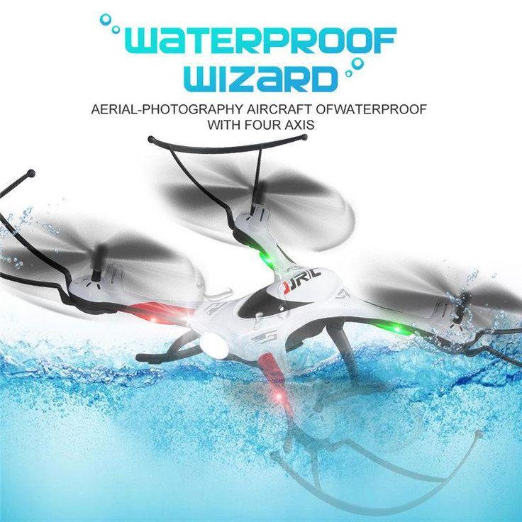 Waterproof Headless JJRC H31 Quadsopter