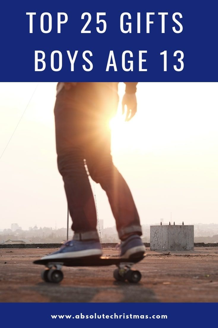 Pin On Gifts For 13 Year Old Boys
