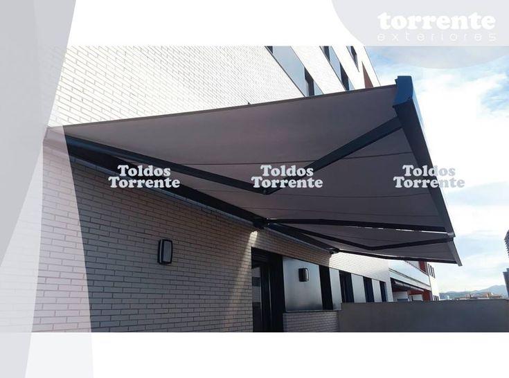 Toldos cofre barcelona by toldos torrente
