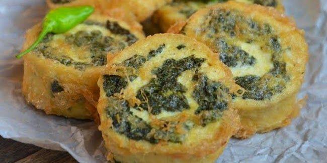 Resep Rolade Tahu Daun Singkong Di 2020 Resep Vegetarian Resep Resep Makanan