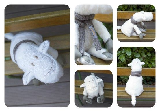 Helmut the sheep