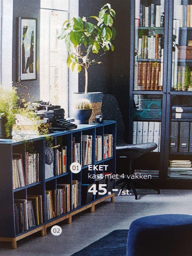 eket ikea donkerblauw arbeitszimmer pinterest arbeitszimmer regal und kinderzimmer. Black Bedroom Furniture Sets. Home Design Ideas