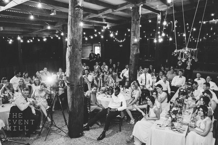 Festoon #festoon #lighting #wedding #backdrop #pretty #reception #hanginglights #sitdowndinner