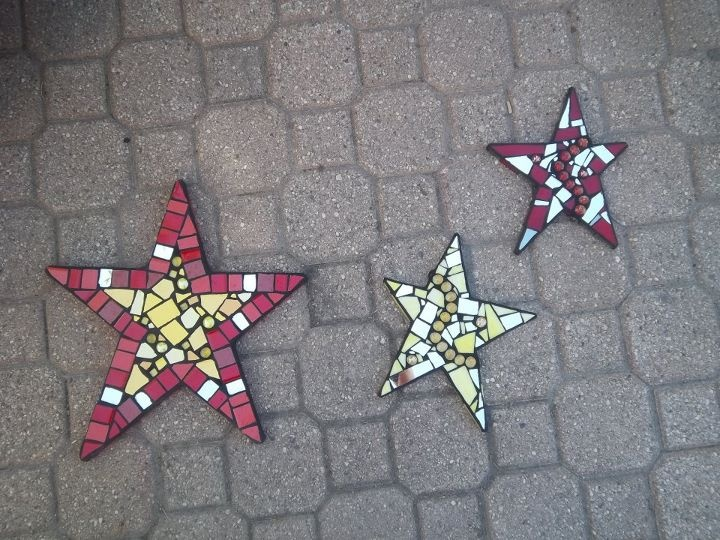 Mosaic stars