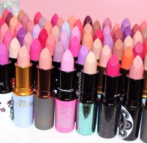 Colorful Lipsticks Pictures, Photos, and Images for Facebook, Tumblr, Pinterest, and Twitter