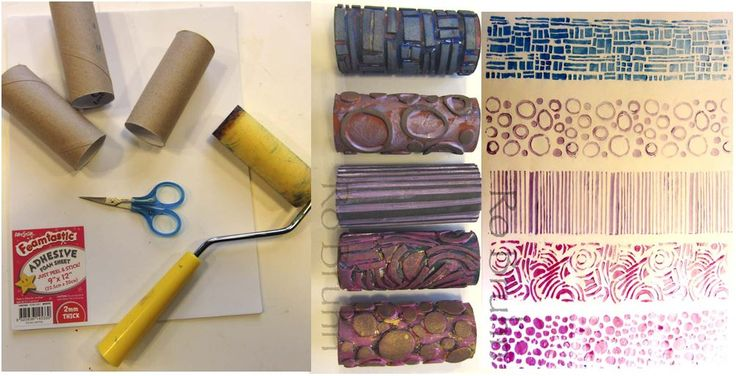 How To Stencil Fabric With Acrylic Paint You Tube