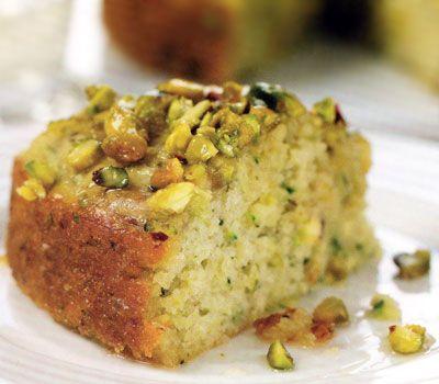 Courgette Cake Recipe - http://www.allbakingrecipes.com/recipes/courgette-cake-recipe/