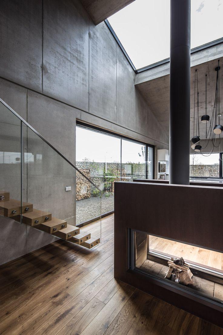 Rodinný dům Zlín, Kostelec / Chladek Architekti | CZ+SK architects ...