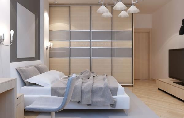 Fitted Wardrobes Specialist brings you an exciting range of fitted bedrooms in hundreds of finishes and styles. Choose from popular styles like modern, contemporary and easy-living and bring your bedroom to life. And since our entire range is 100% bespoke, you can customise each and every aspect of your fitted bedroom. Get in touch with us today for a 'free designer visit' and attractive prices.