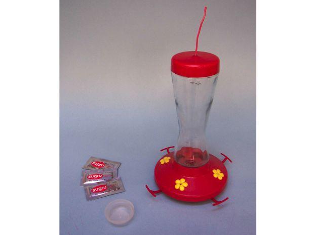 Toy Inventor's Notebook: Ant-FreeFeeder