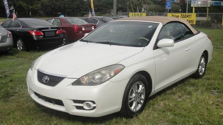 Check out one of the Top Selling A&M Motors vehicles. 2008 Toyota Camry Solara SE V6 2dr Convertible 5A.