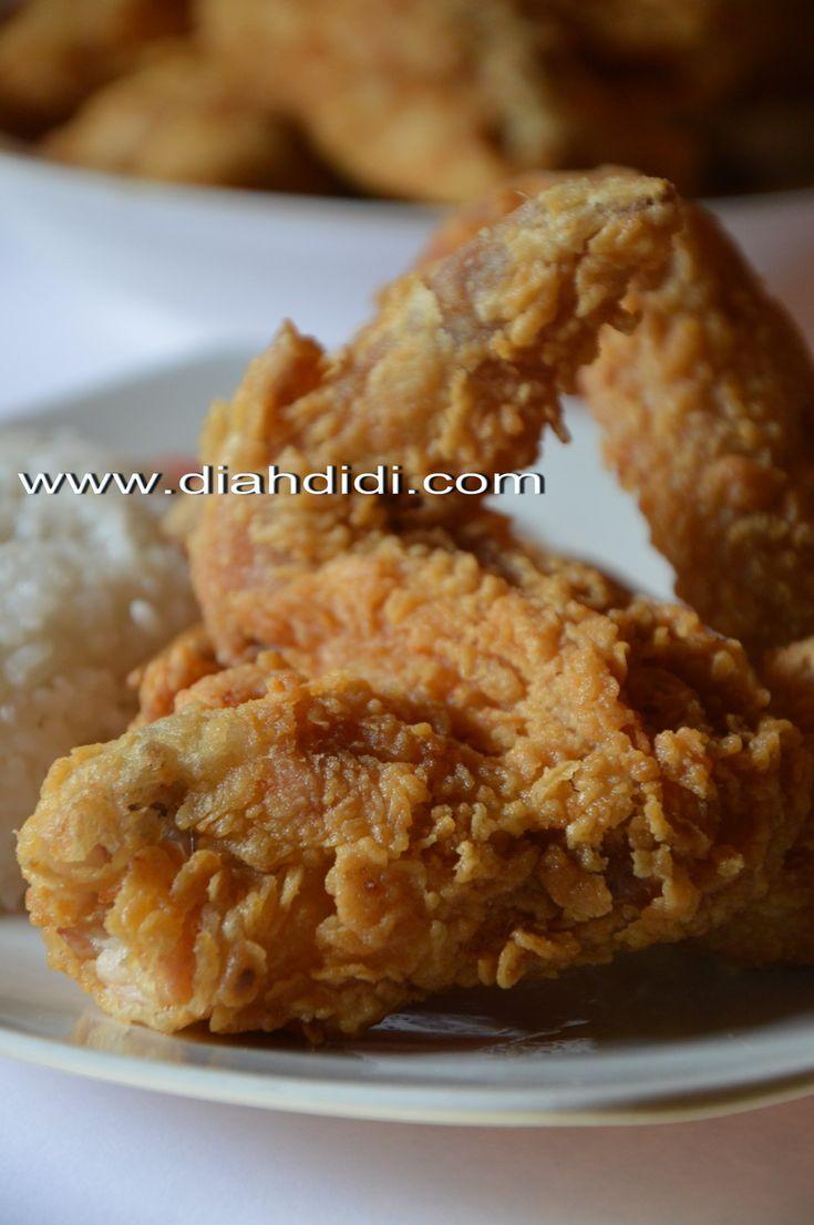 Diah Didi's Kitchen: Ayam Goreng Krispi