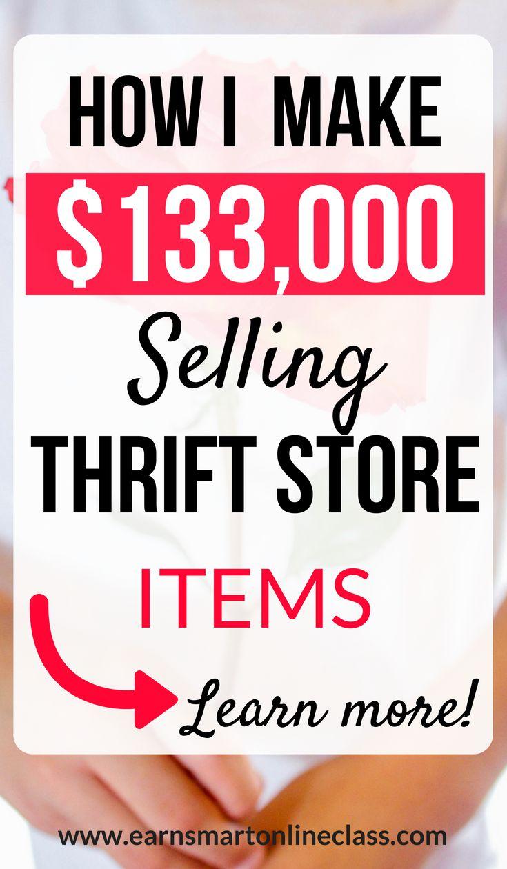 How Robert Made $130,000 Flipping Flea Market Items
