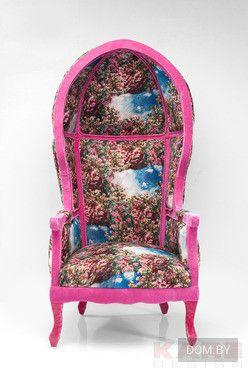 Купить кресло Kare Roof Kitsch Art 79112 в Минске – цены, фото, описания