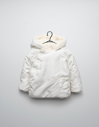 reversible parka - Collection - Mini (0-9 months) - Kids - ZARA United Kingdom