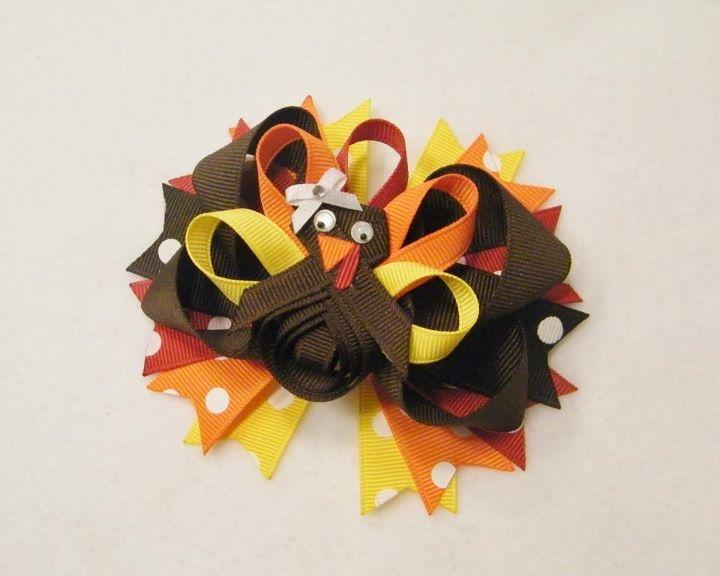 turkey bow