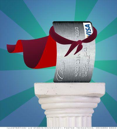 CNN: 7 Best Cards for Bad Credit http://money.cnn.com/galleries/2011/pf/1104/gallery.best_credit_cards_bad_credit/index.html
