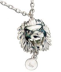 Karen Walker Lion Pendant