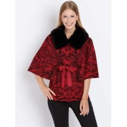 Fraas Poncho aus Wolle FraasFraas