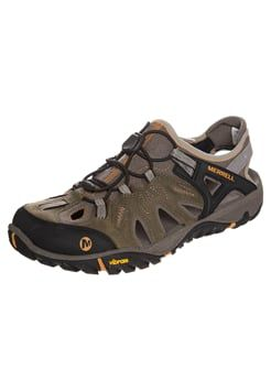 Merrell - ALL OUT BLAZE SIEVE - Sandales de randonnée - brindle/butterscotch