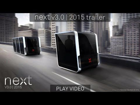 The Motorist | Next Future Mobility - Autonomes Fahren NEXT - Mercedes F015 - Merc Tokyo Concept