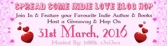 Butterfly on a Broomstick: Spread Some Indie Love Blog Hop - Linzé Brandon