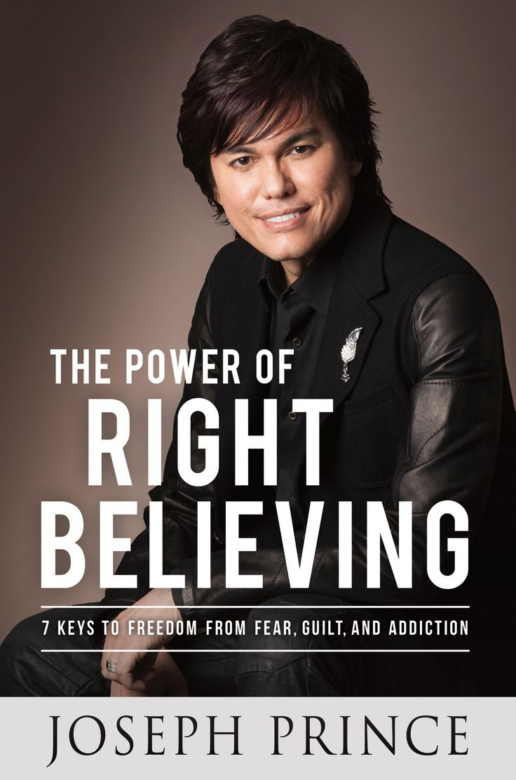 He came to our church this weekend and he was AMAZING!   The Power of Right Believing, Joseph Prince