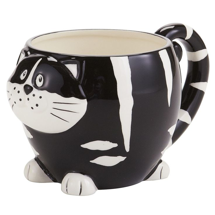 Pier1 - Chubby Cat Mug ($8.00): Cats, Chubby Cat, Cat Mugs, Gifts Ideas, Cat Teapots, Kitty Teapots, Pier, Fantastic Teapots, Cat Mugteapot