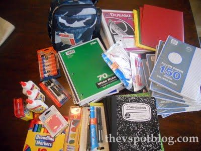 Visit neighborsact.org for a full list of School Supplies we are collecting for at-risk & homeless families!