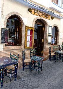 Pacomari Tapas Bar, Nerja