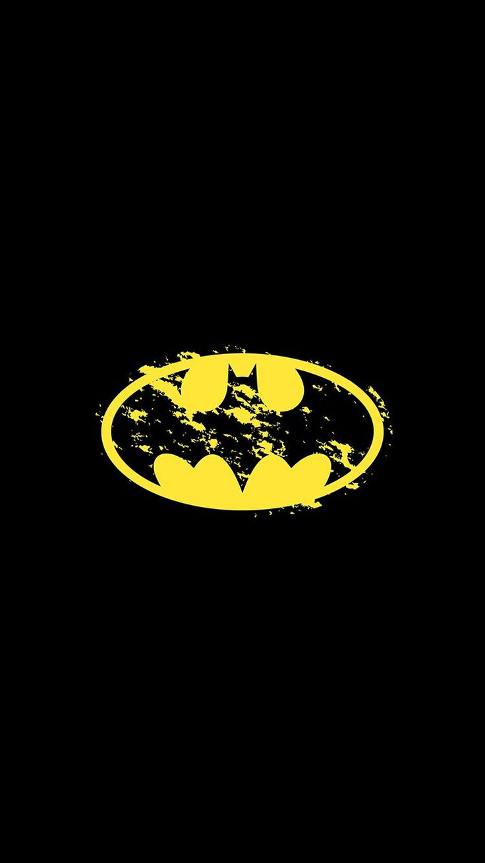 BATMAN DARK ART LOGO WALLPAPER HD IPHONE