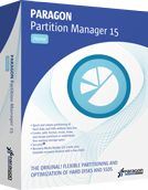 Image of Partition Manager 15 Home
