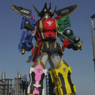 Power Rangers Super Megaforce: Power Up!