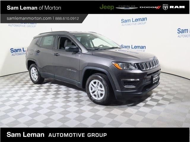 Cool Amazing 2017 Jeep Compass Sport FWD 2017 Jeep Compass Sport FWD 0 GRAY SUV 2.4L 4-Cylinder CVT 2017/2018 Check more at http://car24.tk/my-desires/amazing-2017-jeep-compass-sport-fwd-2017-jeep-compass-sport-fwd-0-gray-suv-2-4l-4-cylinder-cvt-20172018/