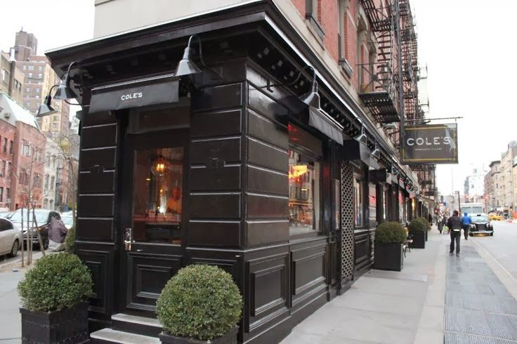 Cafe Georgette Nyc