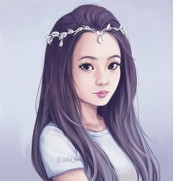 Portrait commission for @k.ayann  thank you for commissioning me!  For the ones asking, commissions will be open again by next week :)