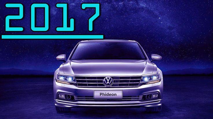 ►2017 Volkswagen Phideon All New Phideon Luxury Segment First Drive Review