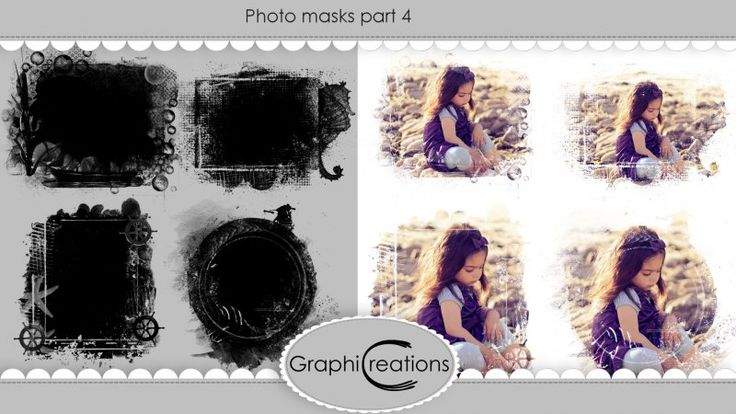 Photo masks part 4 by Graphic Creations