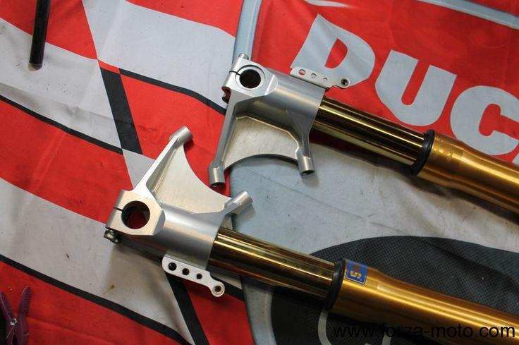 Ducati Fourche Ohlins FG315 999R / 749R (NC) - Ohlins Pièce détachée - Forza-moto