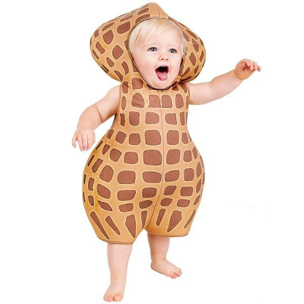Our cute infant peanut outfit is a very unique baby Halloween costume. This…