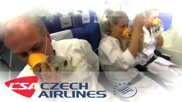 flygcforum.com ✈ GETTING OUT ALIVE ✈ Czech Airlines Initial Flight Attendant Training ✈