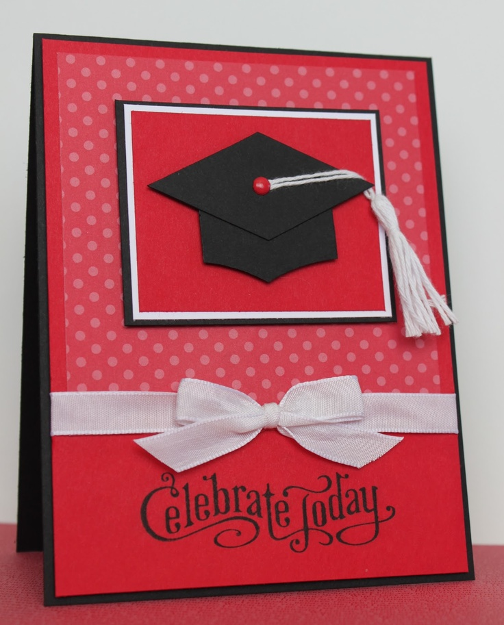 Julie B's Stampin' Space: Celebrating my Grad Girl!