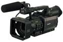 """Panasonic AG-DVX100B 1/3"""" 3-CCD 24P/30P/60i DV Cinema Camera With CineSwitch Technology CineGamma Software & IEEE 1394 - The Panasonic AG-DVX100B Mini-DV camcorder offers exclusive CineSwitchTM technology. This CineSwitch Camcorder has CineGamma Software and scene files and time codes over firewire transfers. http://www.avsupply.com"""