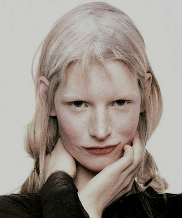 Kirsten Owen by Craig McDean, The Face September 1993