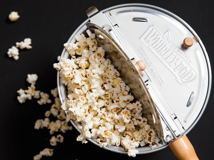 Why I Love My Whirley Pop, the Ultimate Popcorn-Popping Product