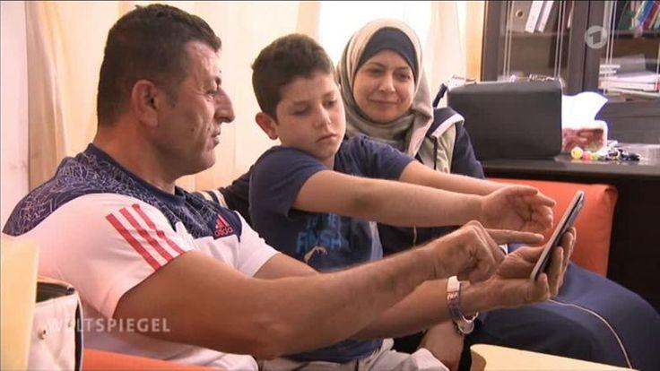 Die Lebensfreude von Bassil hat ARD Korrespondent Volker Schwenck bei seinem ersten Treffen mit dem zehnjährigen Jungen tief beeindruckt. Jetzt hat er das syrische Flüchtlingskind in der jordanischen Hauptstadt Amman wiedergesehen.