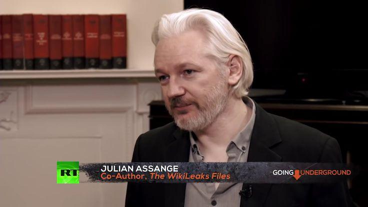 """""""strategischer Entvölkerung Syriens"""": Julian Assange (WikiLeaks) über Flüchtlinge als Migrationswaffe - http://www.statusquo-news.de/strategischer-entvoelkerung-syriens-julian-assange-wikileaks-ueber-fluechtlinge-als-migrationswaffe/"""