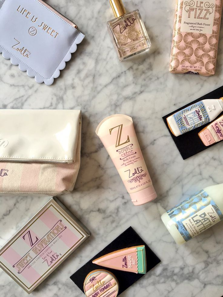 ZOELLA BEAUTY Sweet Inspirations - amzn.to/2fDgJKk - Luxury Beauty - http://amzn.to/2hZFa13